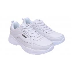 Obuwie sportowe sneakersy damskie BADOXX LXC-8007 białe