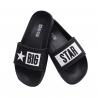 Klapki dziecięce Big Star  DD374150SS20 czarne