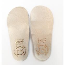 Wkładka skórzana do obuwia dziecięcego Raweks