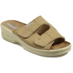 Pantofle kapcie damskie 24779 ORTOline ADANEX