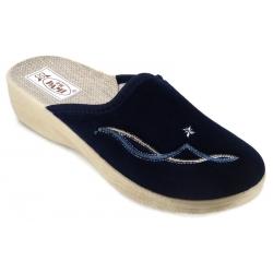 Pantofle kapcie damskie wygodne ADEX CZ023CZ