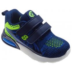 Buty sportowe dziecięce Clibee F-18 granat/zielony