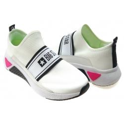 Sneakersy damskie BIG STAR HH274538 białe