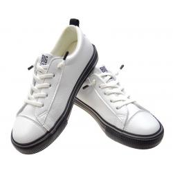 Trampki sneakersy dziecięce BIG STAR FF374120 białe
