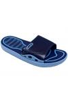 Klapki młodzieżowe basenowe LANO 6168-D2 gumowe