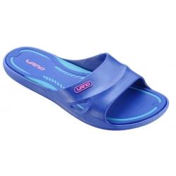 Klapki damskie basenowe LANO 3060-13 gumowe