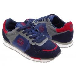 Sneakersy młodzieżowe Big Star GG274A055 zamsz