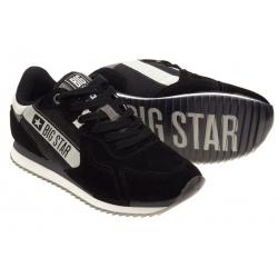 Sneakersy damskie Big Star II274271 zamszowe